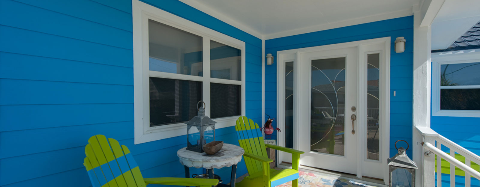 Blue Wall -Paradise Coastal Realty